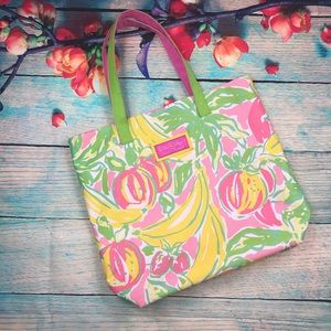 Lilly Pulitzer Fruit Tote